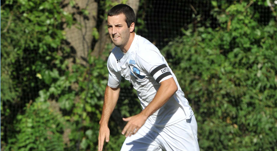 Men's Soccer Remains Perfect in GNAC with 5-1 Defeat of Emerson