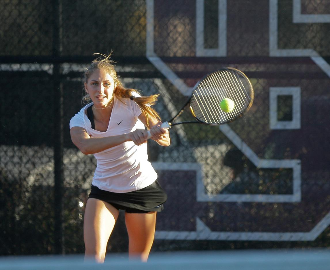 Women's Tennis Match vs. Cal Poly Rescheduled for Feb. 21