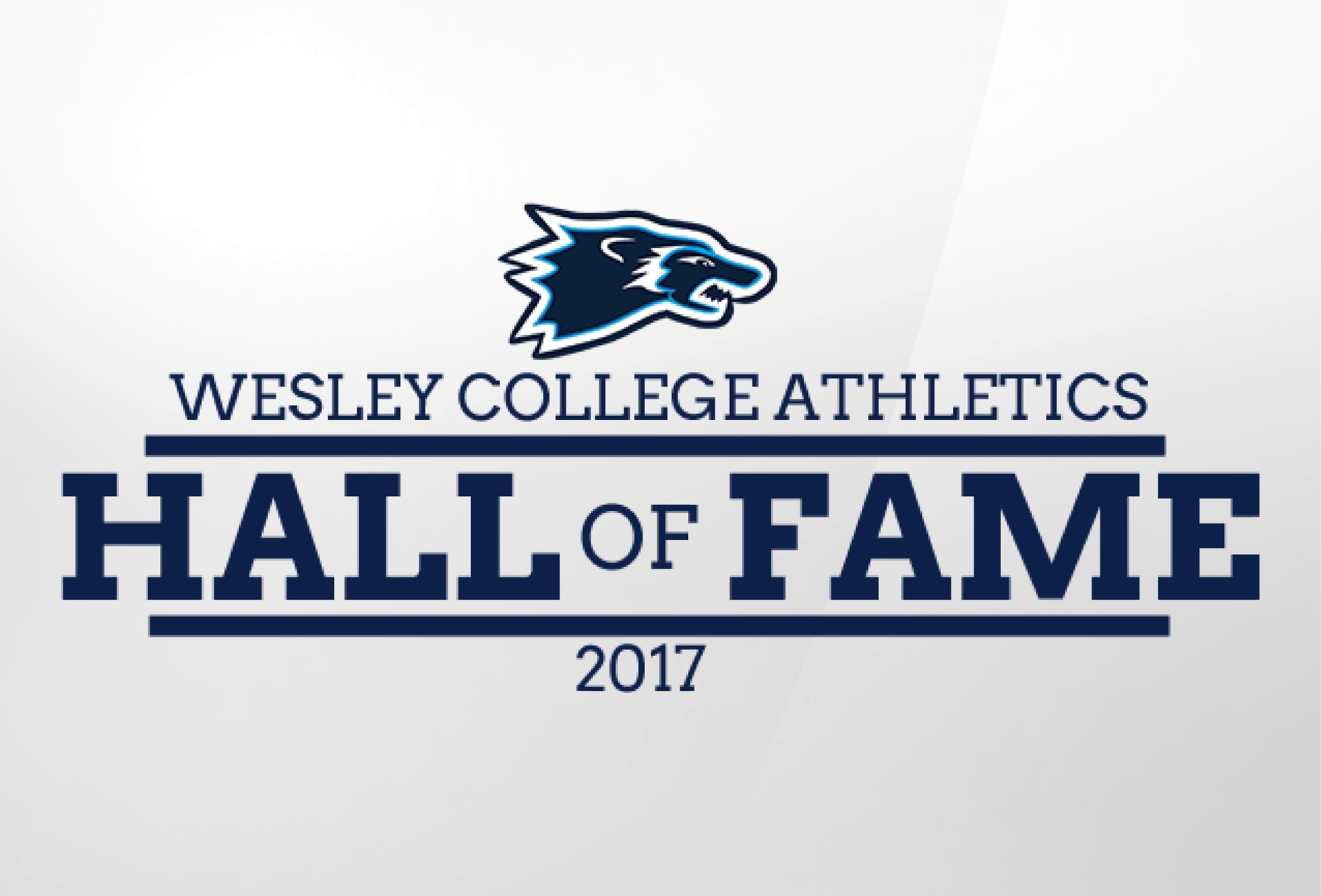 13 individuals, one team to be enshrined in Wesley College Athletics Hall of Fame