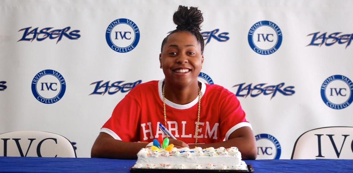 Basketball player Kiara King signs with Cal State San Bernardino