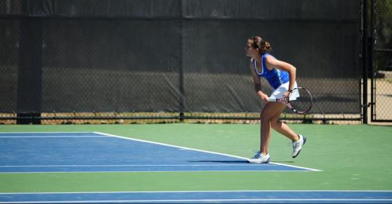 GC Women's Tennis Team, Players Honored for Academics by ITA