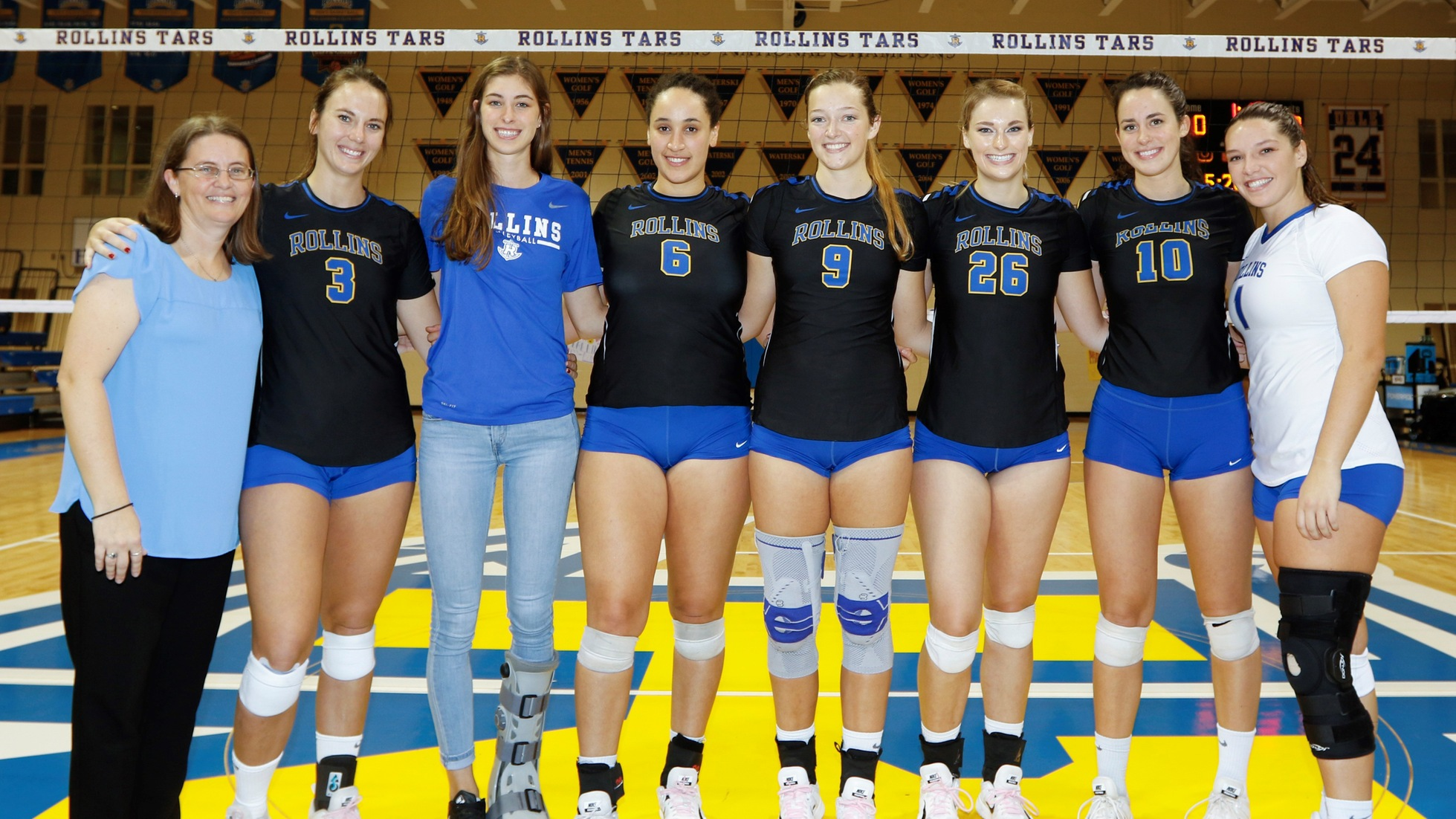 Tars Triumph in Thrilling Five Set Victory on Senior Day!