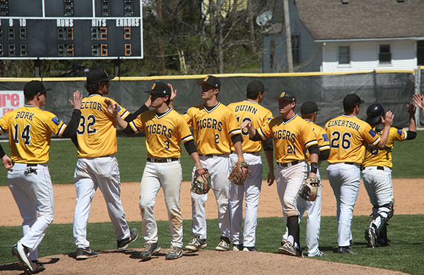 Tigers Punch Ticket Into NCAC Tourney