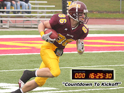 """Countdown To Kickoff"": The  Receivers"