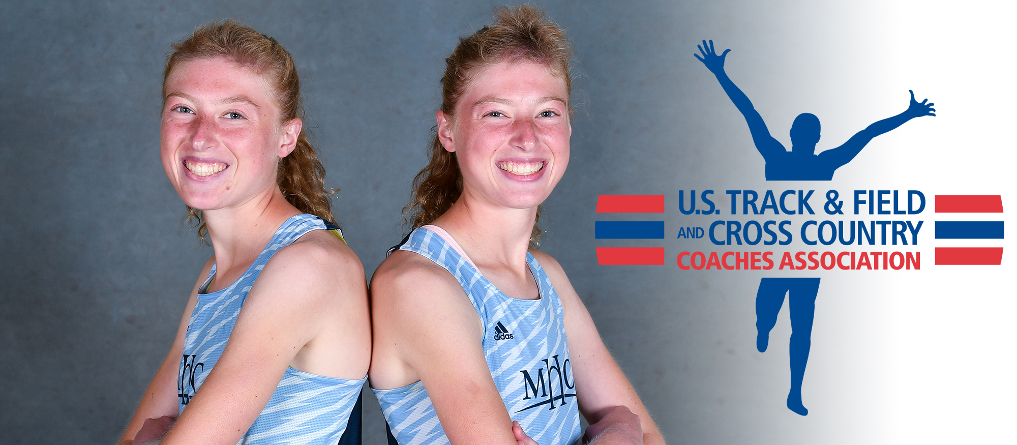 Hannah and Madeline Rieders Earn USTFCCCA Division III Track and Field All-America Honors