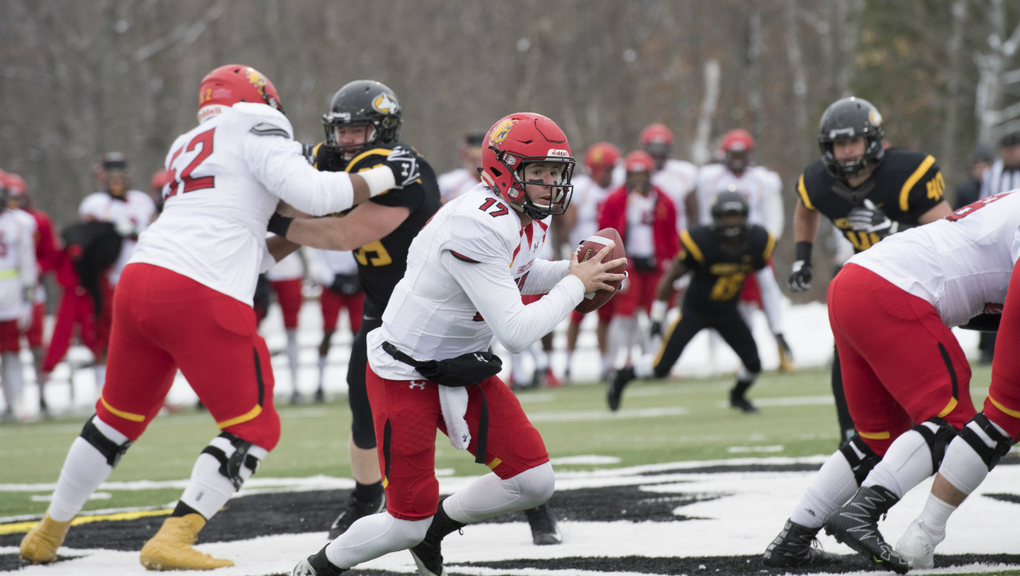 Ferris State Football Rolls To Decisive Road Victory In Regular-Season Finale