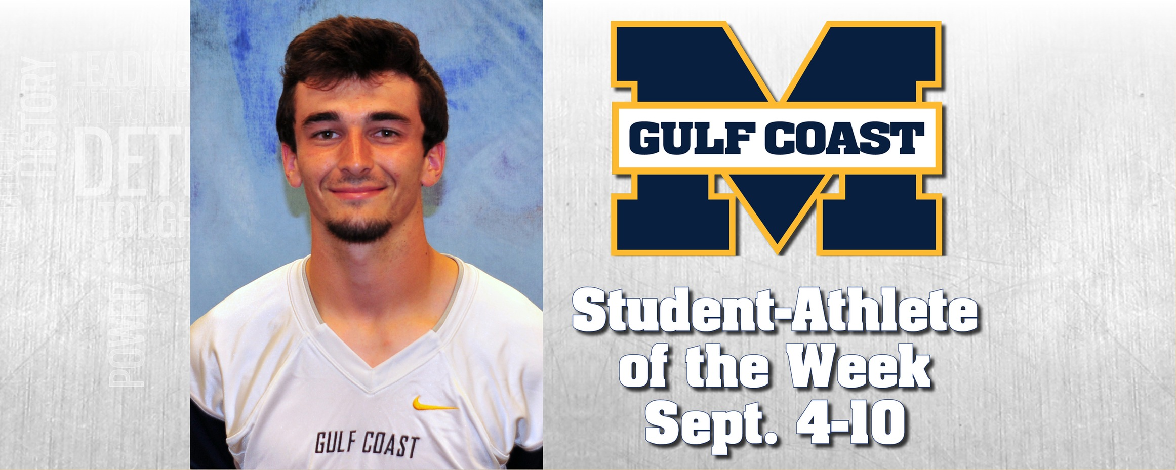 Hunt named MGCCC Student-Athlete of the Week