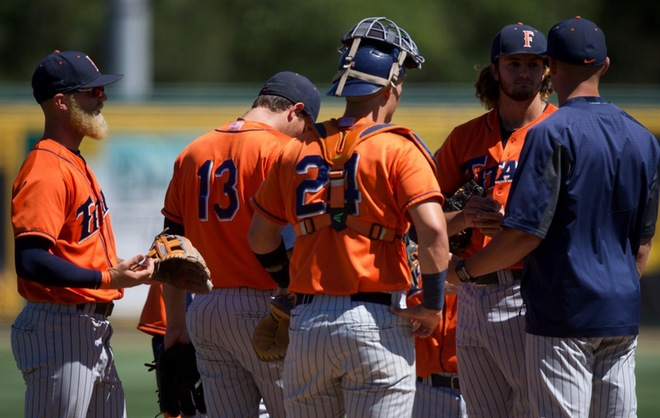 Titans Fall to Long Beach State in Super Regional Opener