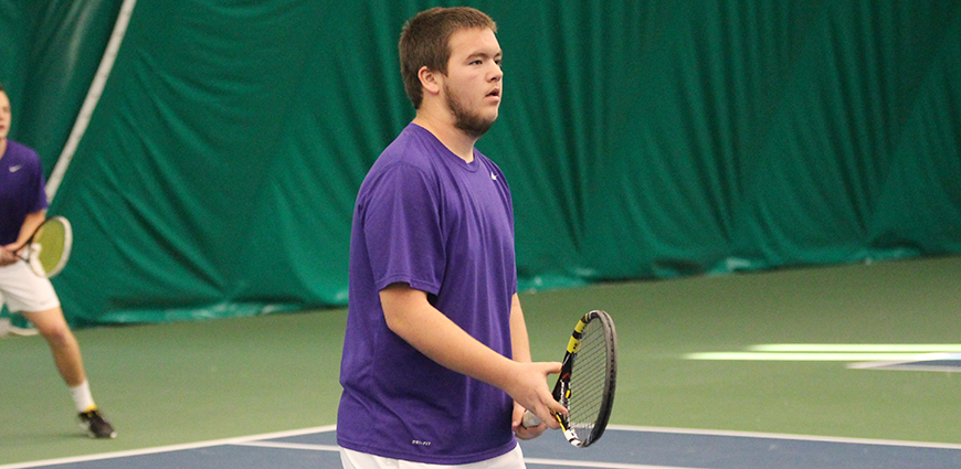 Men's Tennis Team Tops Louisiana College 9-0 In ASC Opener