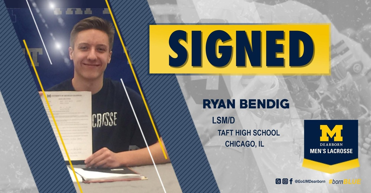 Ryan Bendig signs with Wolverines