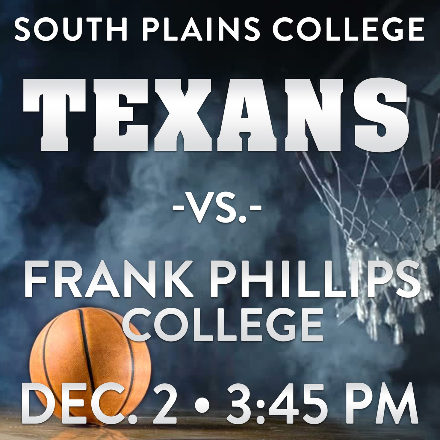 No. 3 South Plains host Frank Phillips 3:45 p.m. Saturday in WJCAC showdown at the Texan Dome