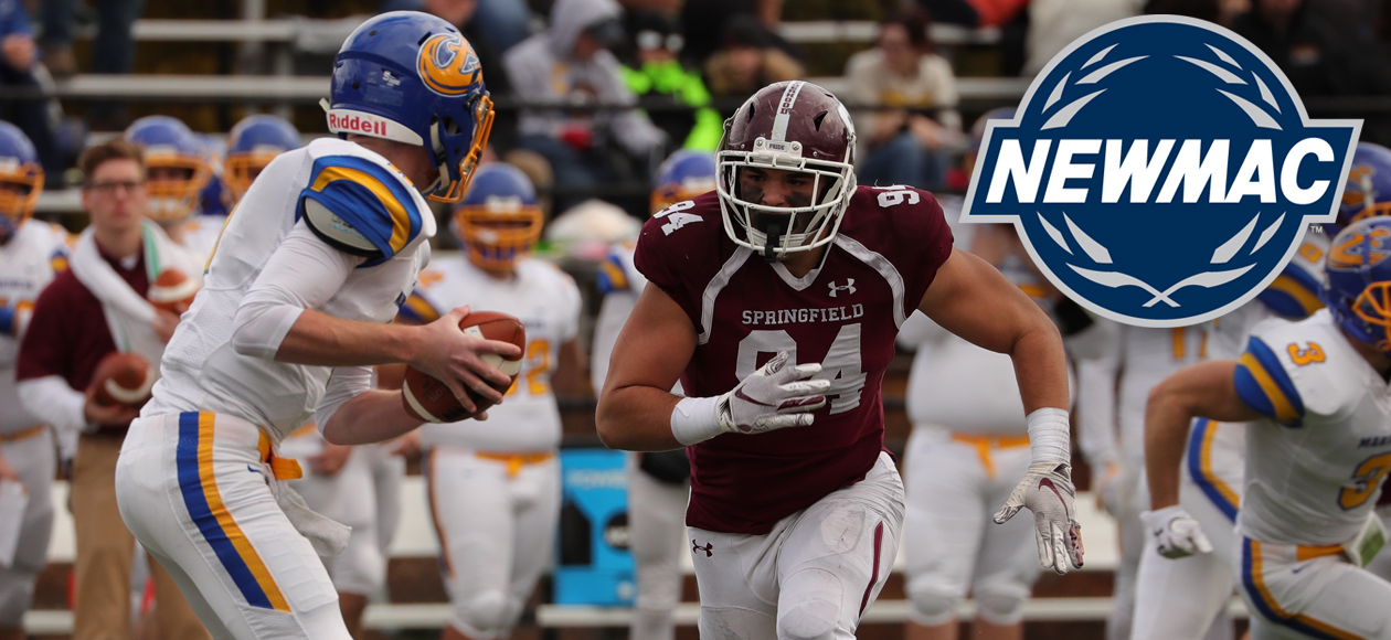 Giorgio Earns Third NEWMAC Defensive Athlete of the Week Recognition