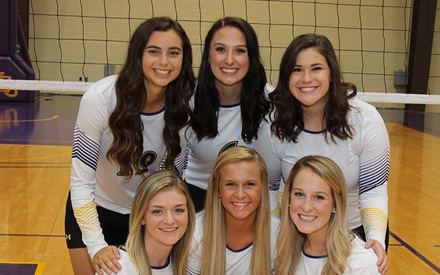 Cowgirls Close Out Volleyball Season