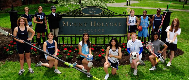 Mount Holyoke Athletics Recruit Me Questionnaires Mount