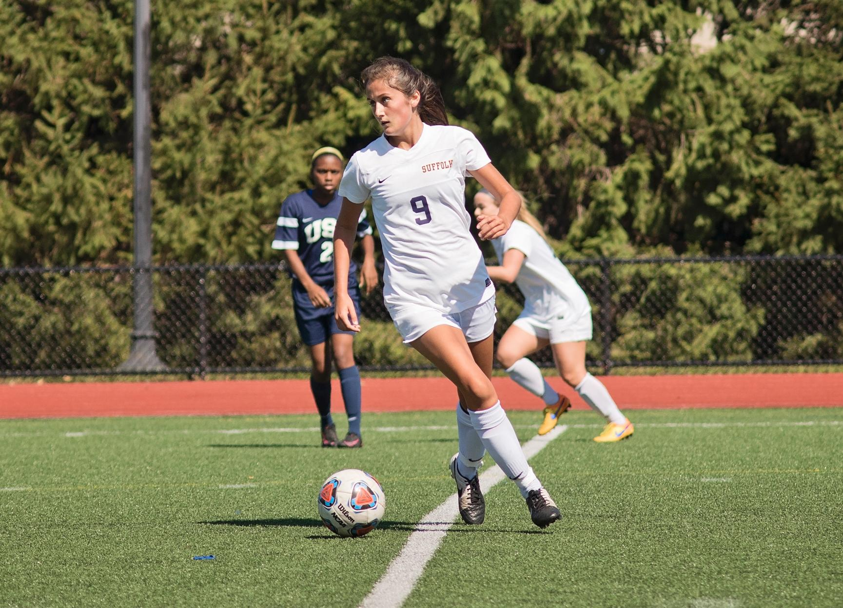 Whipple Sends Women's Soccer Past Curry in 1-0 Shutout