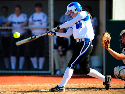 Softball Completes Historic Sweep of Princeton with 17 Run Inning