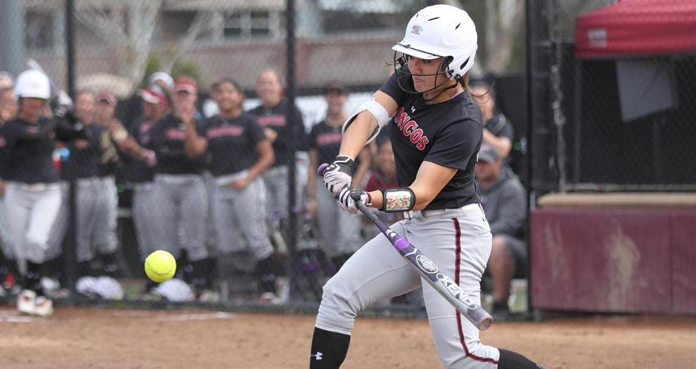 Stephanie Fisher Named WCC Player of the Week After Hitting for Cycle