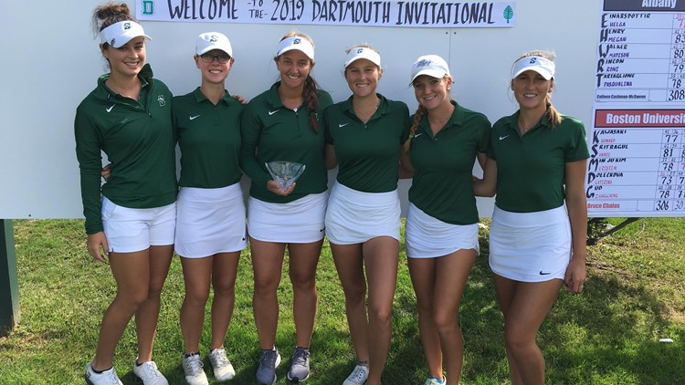 Stetson Finishes Second at Dartmouth Invitational