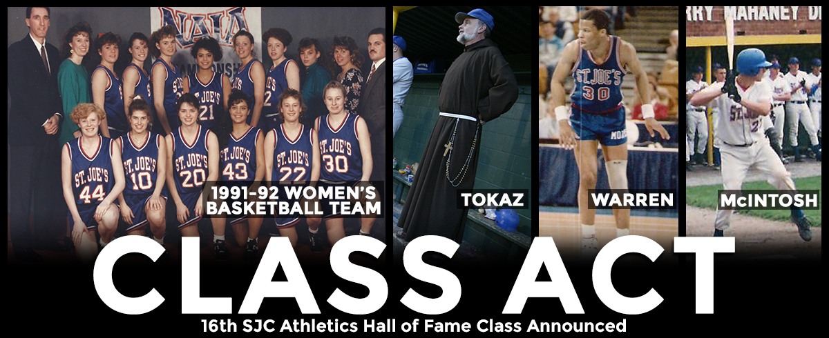 16th Saint Joseph's College Athletics Hall of Fame Class Announced