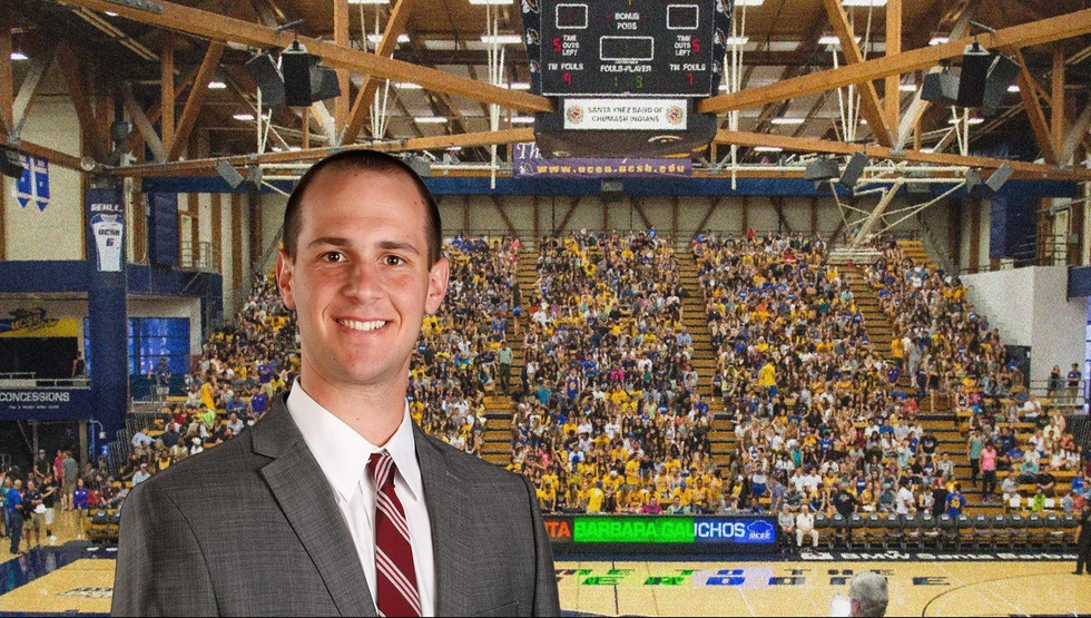 David Miller has been named Director of Basketball Operations for the men's basketball program at UCSB.