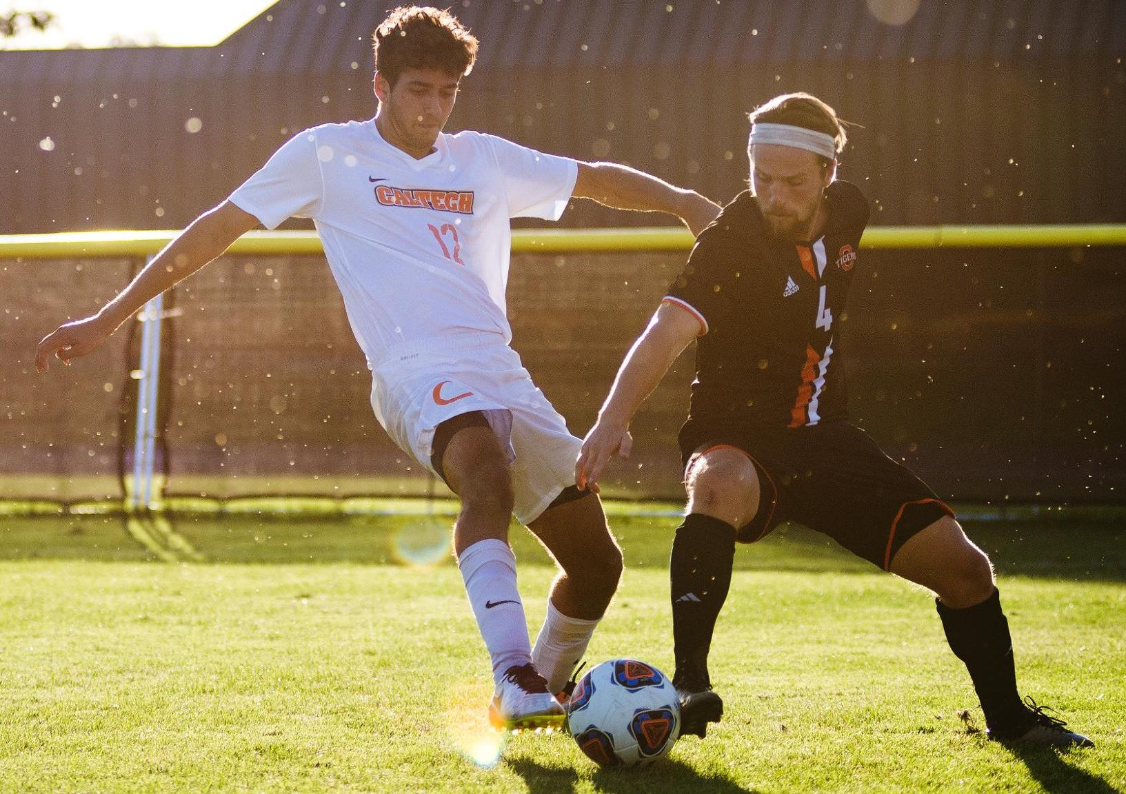 Men's Soccer First Half Lead Erased at Chapman