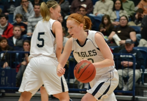 UMW Women's Basketball to Host NCAA Tournament Sectional Rounds on March 9-10