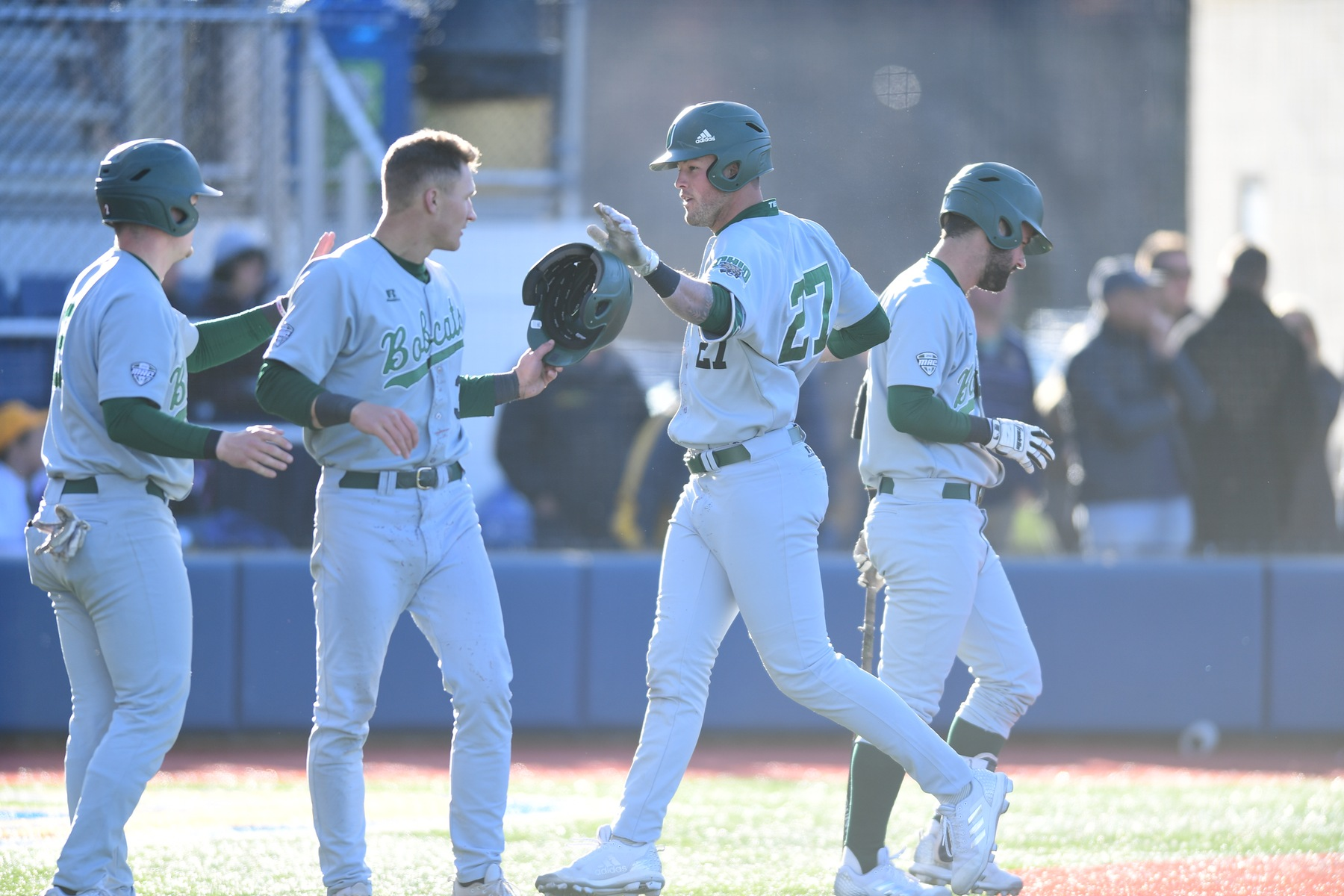 Ohio Baseball Falls To Kent State In Series Opener