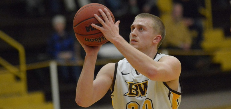 Men's Basketball Wins Regular Season Finale at Wilmington