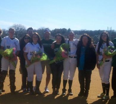 Rams Post Senior Day Sweep over John Jay