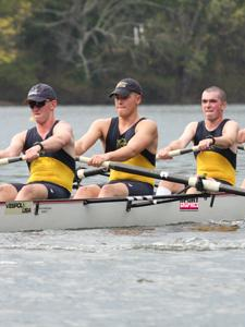 Men's Crew Opens Fall Slate With Pair Of Top Four Performances At Textile River Regatta