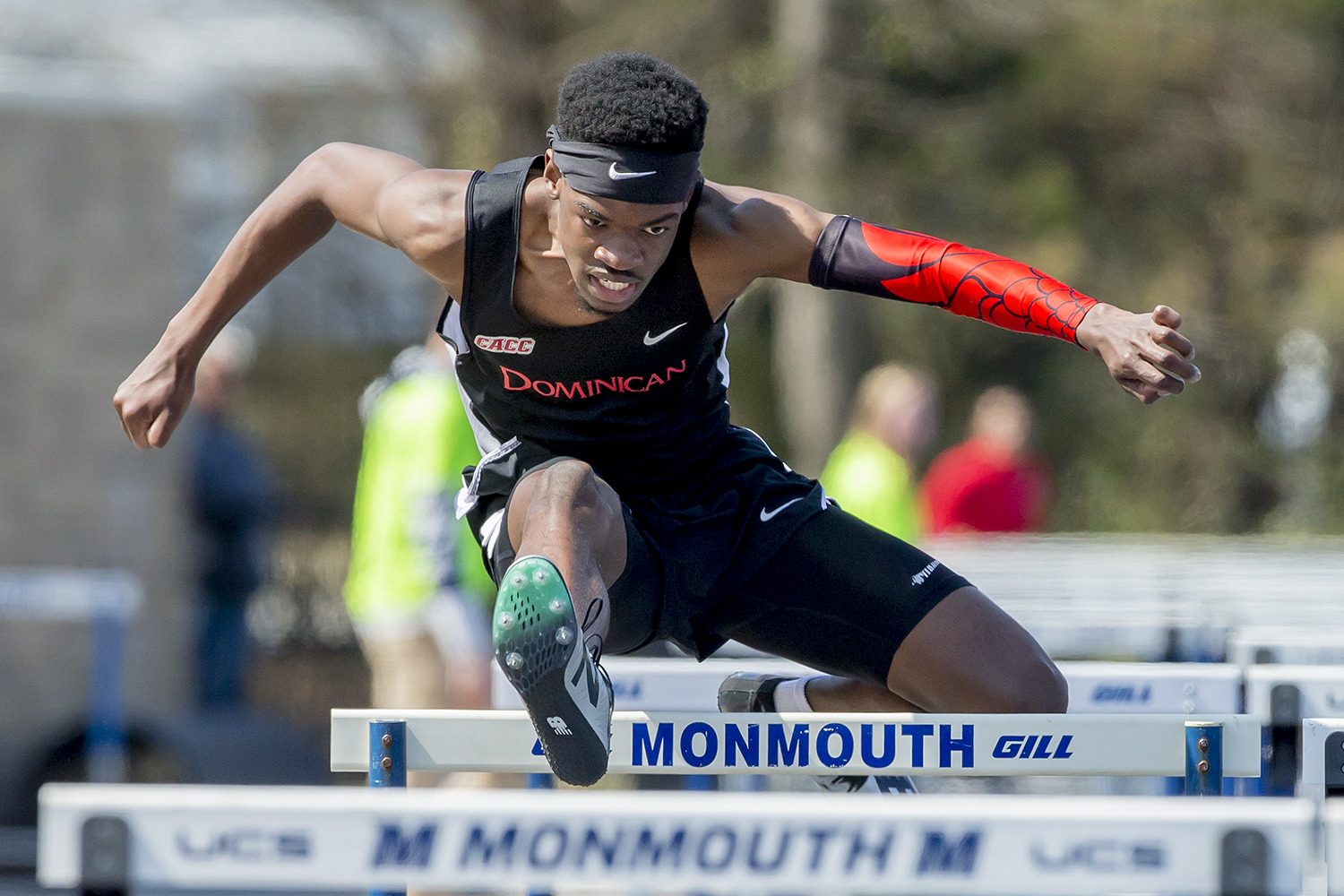 PIERRETTE WINS 110M HURDLES AT YALE SPRINGTIME INVITATIONAL