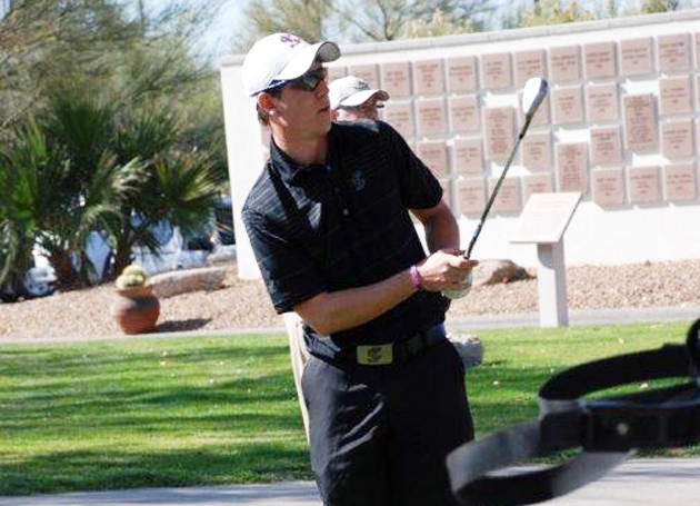 Santa Clara's Bobby Monaco Posts Top 20 Finish at Arizona Intercollegiate