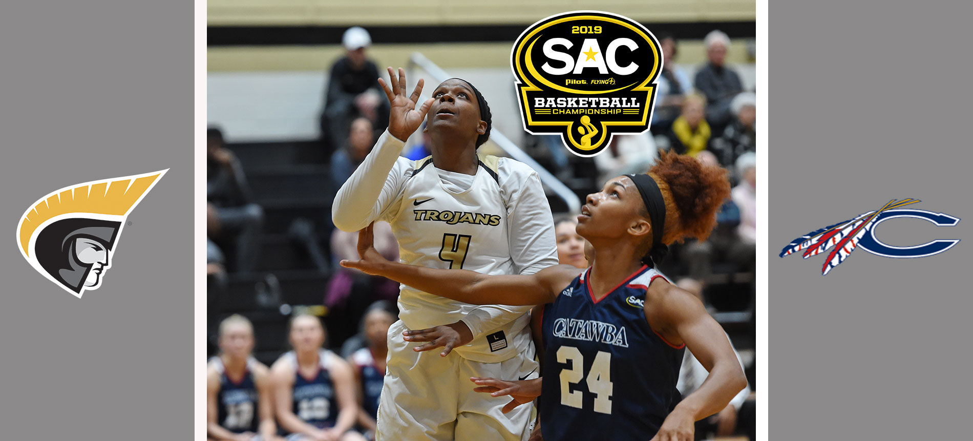 No. 15 Trojans Set to Host Catawba for SAC Quarterfinal Round
