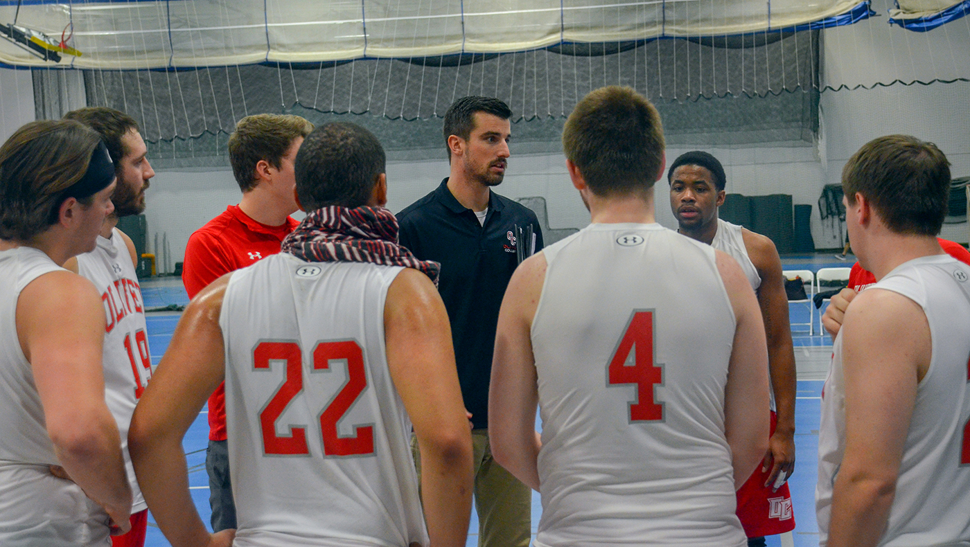 Men's volleyball team drops season-opening matches at Michigan Volleyball Invitational