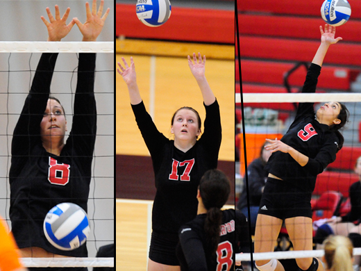 Volleyball Centennial All-Conference Announced