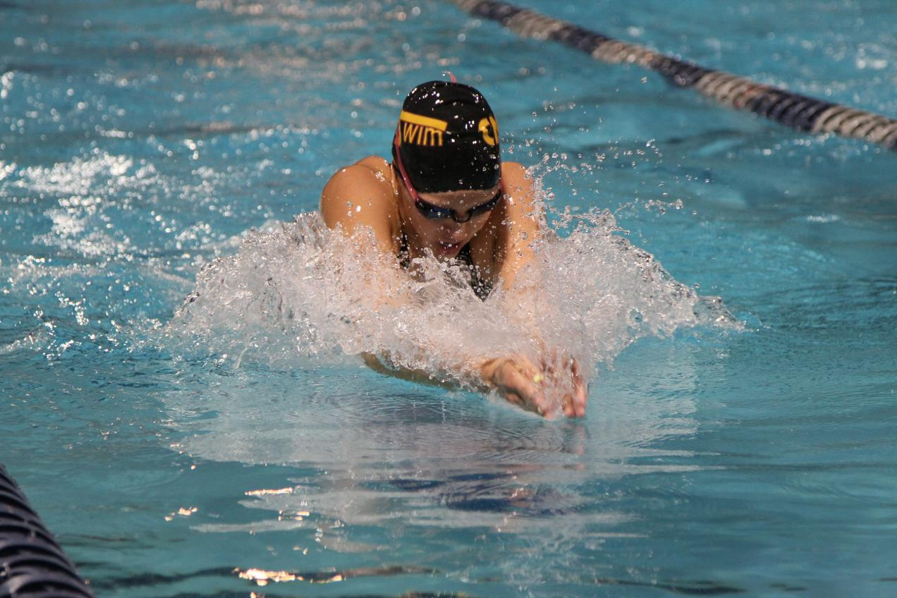 Both swim teams ranked in top seven nationally