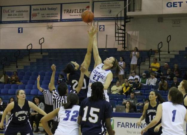 Quinnipiac Tops Women's Hoops