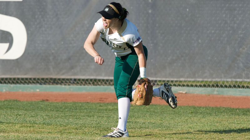 SOFTBALL WINS FIFTH STRAIGHT AFTER BEATING NEVADA, 9-7