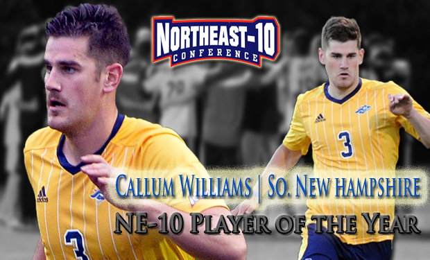 Southern New Hampshire Has Nine Named NE-10 All-Conference in Men's Soccer