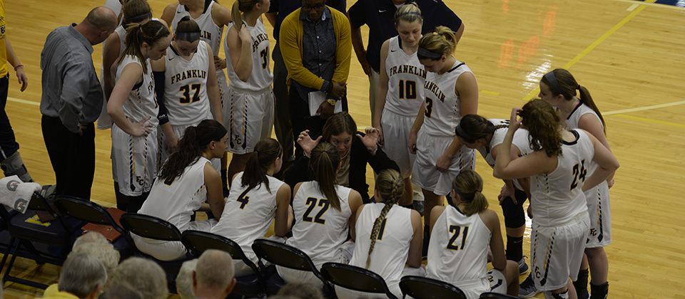 Youthful Women's Hoops Team Picked to Finish Fifth in HCAC