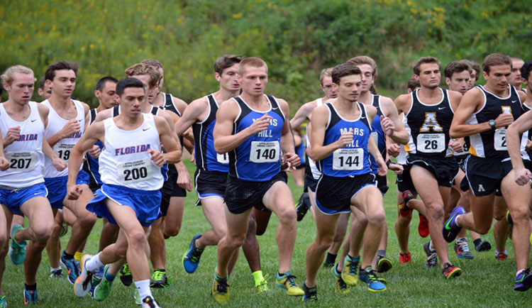 Mars Hill takes 1st at Cougar Invitational