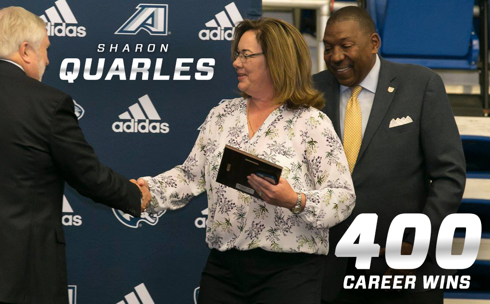 Quarles Breaks 400 Career Wins As Head Volleyball Coach