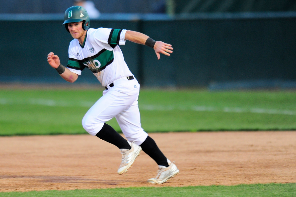 Ohio Baseball Hosts Key MAC Series Against Eastern Michigan This Weekend