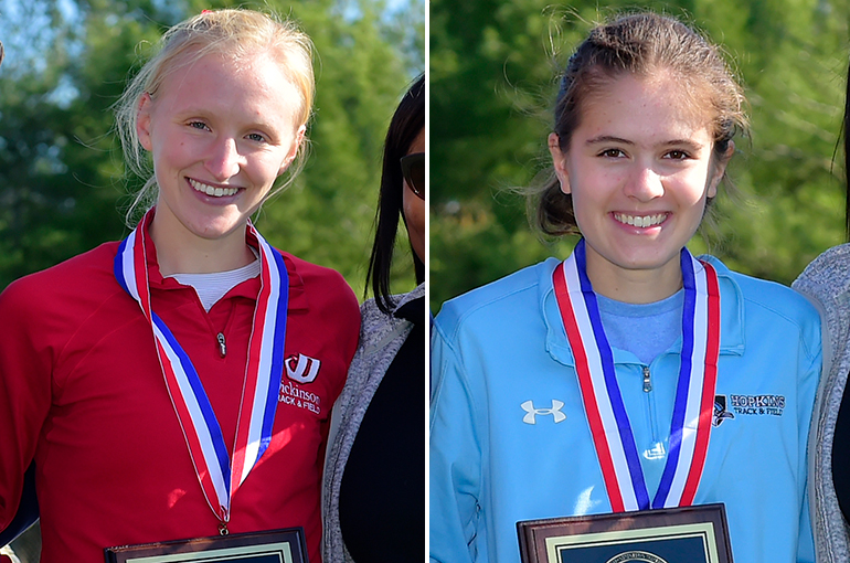 All-CC Women's Cross Country: Cardi, Prui Take Top Awards