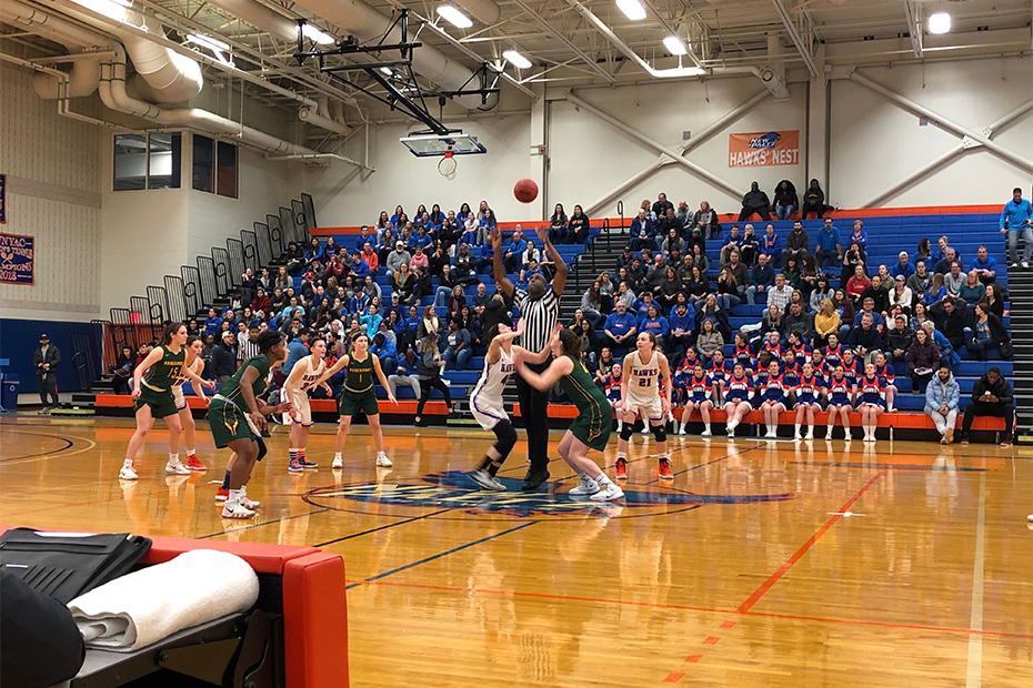 Wins by New Paltz and Geneseo move them on to the SUNYAC Championship