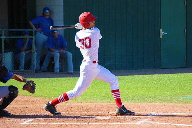 Baseball Splits Two With Arizona Western