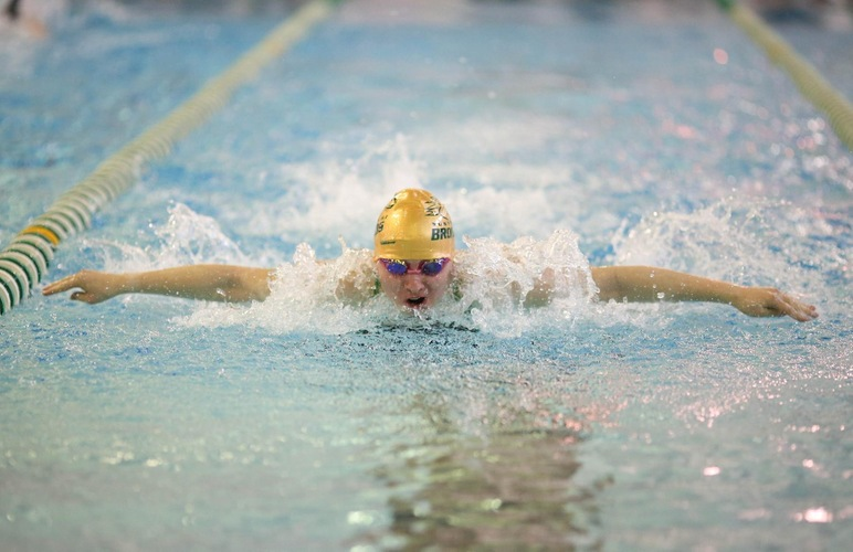 Swimmers Pick Up Three Wins at Wells