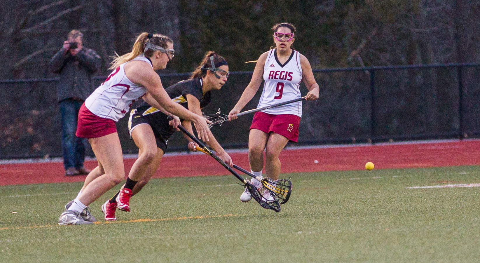 Women's Lacrosse Beats Fitchburg State to Extend Win Steak