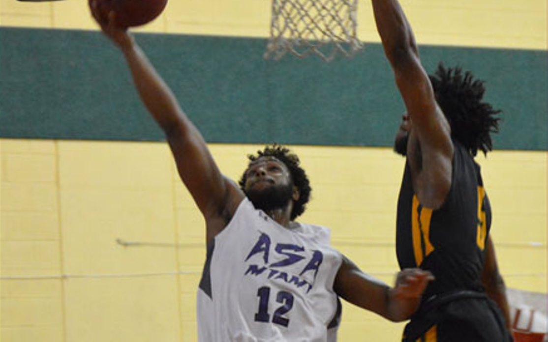 Brikat & Stewart Lead ASA To SOCON Win Over Palm Beach State