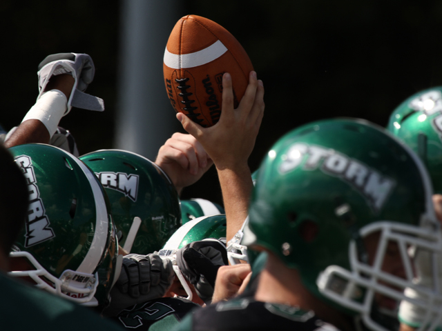 Lake Erie Announces 2012 Football Schedule